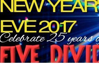 New Year's Eve With Five Divide