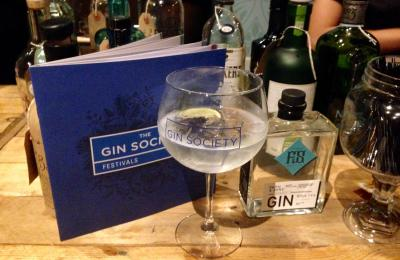 The Gin Society Festival- Whitby 2018