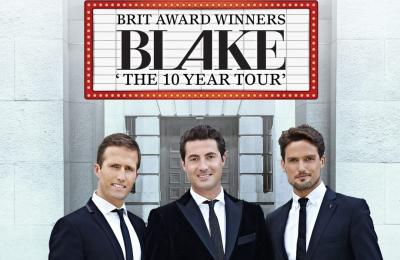 BLAKE: The Anniversary Tour