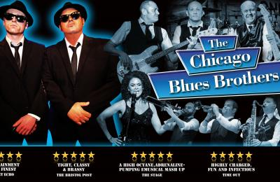Chicago Blues Brothers Tribute Show