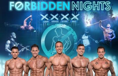 Forbidden Nights Male Variety Act