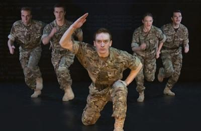 5 Soldiers:The Body Is The Front Line