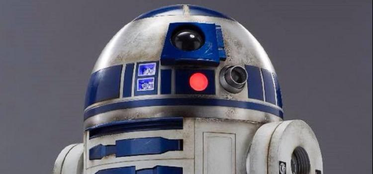 SCI-FI SCARBOROUGH LANDS THE NEW R2-D2
