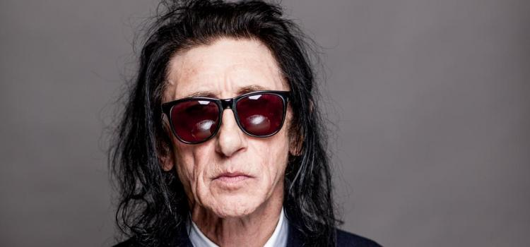 DR JOHN COOPER CLARKE RETURNS TO THE YORKSHIRE COAST
