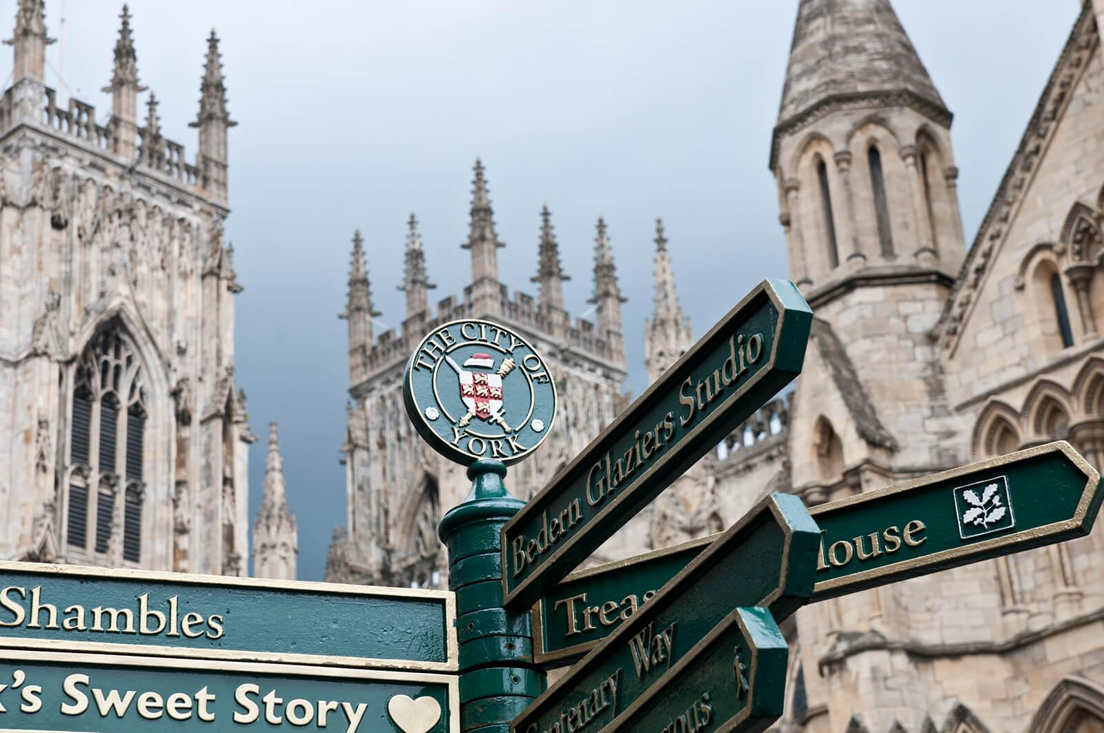 York Tourist Information
