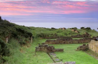Ravenscar Coastal Centre - Alum Works