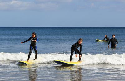 Scarborough Surf School at Cayton Bay