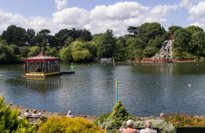 Peasholm Park Miniature Golf