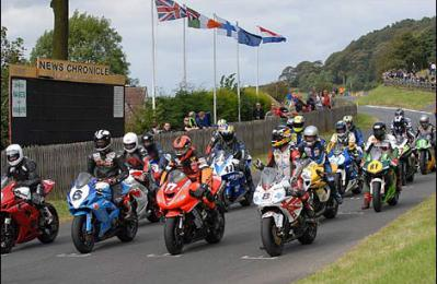 Oliver's Mount International Road Race Circuit