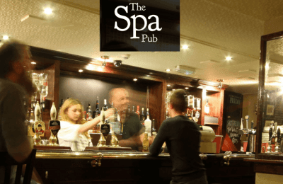 The Spa Pub