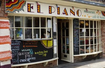 El Piano Restaurant & Cafe