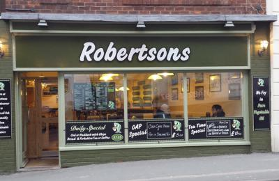 Robertson's Fish Restaurant & Takeaway