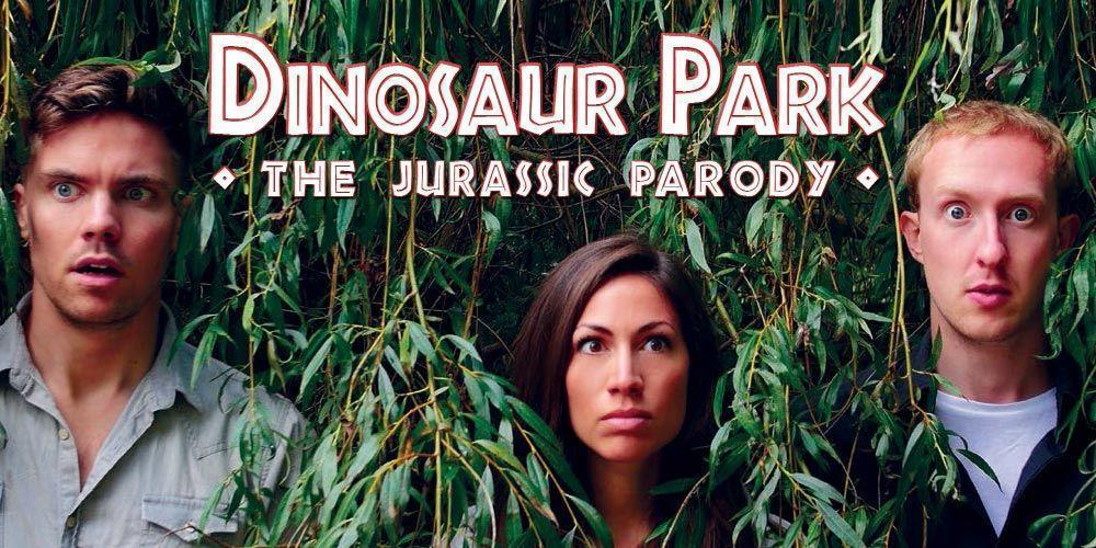Image result for Dinosaur Park: The Jurassic Parody