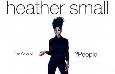 Heather Small (the voice of M People) in concert