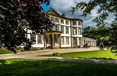 Events at Sewerby Hall- 21st of August