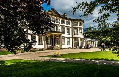 Events at Sewerby Hall- 4th of September