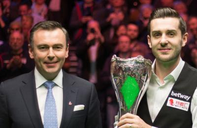 UK Snooker Championships 2017