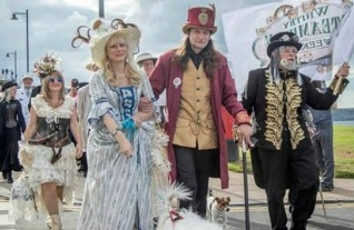 Whitby Steampunk Weekend III: Just Like Heaven