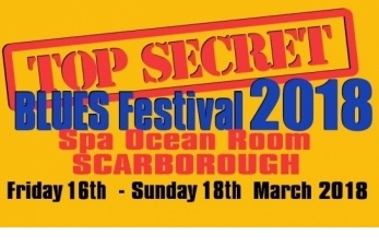 Top Secret Blues Festival 2018
