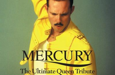 Mercury- Then Ultimate Queen Tribute