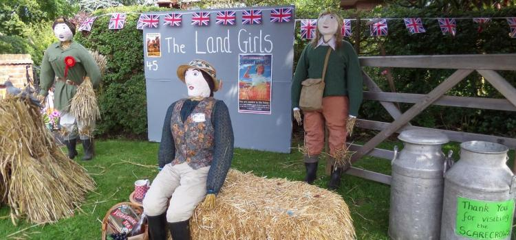 Do not miss out on Muston Scarecrow festival!