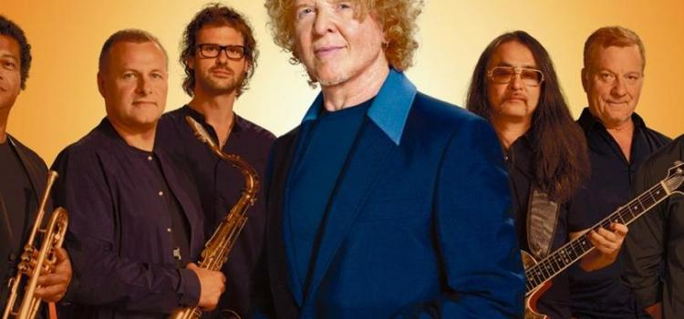 Simply Red at Open Air Theatre
