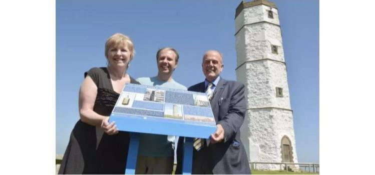 Is the Flamborough Chalk Lighthouse going to be open to the public?