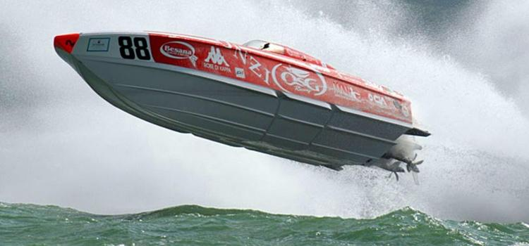 Powerboats return to Scarborough