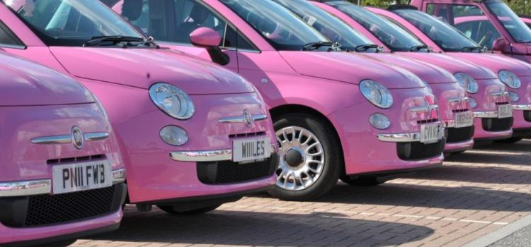 The Pink Car Rally 'Seaside Special' Heads to Scarborough