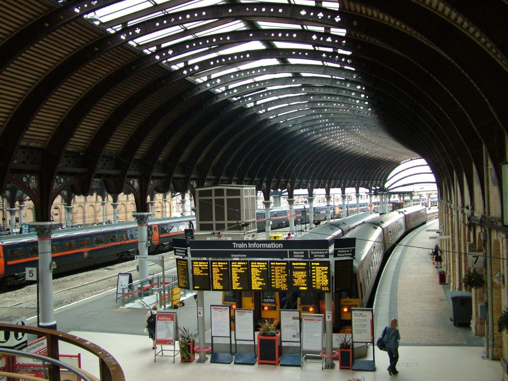 York Train Station What2do Where2go