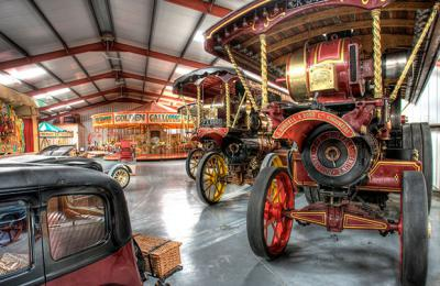 Scarborough Fair Collection and Vintage Transport Museum