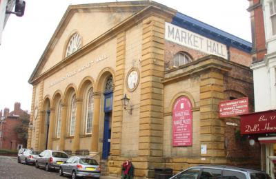 Scarborough Market Hall & Vaults