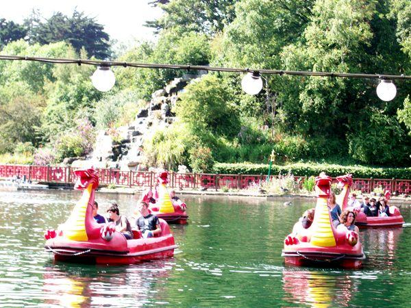 Peasholm Park Boats What2do Where2go