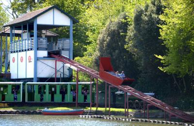 Historic Water Chute & Boating Lake