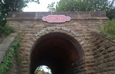 Scarborough to Whitby Cycle Path (The Cinder Track)