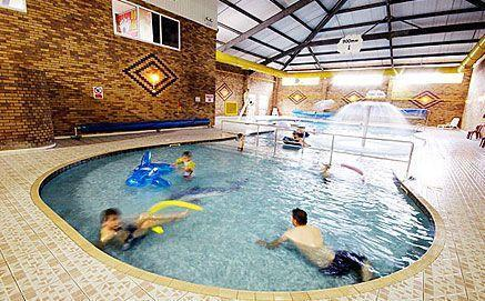 Flower of may swimming pool what2do where2go for Scarborough campsites with swimming pool