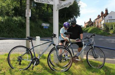 BikeAbout Filey Cycle Hire