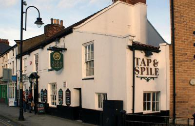 The Tap & Spile