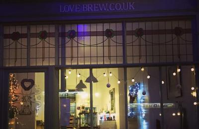 Love Brew Cafe