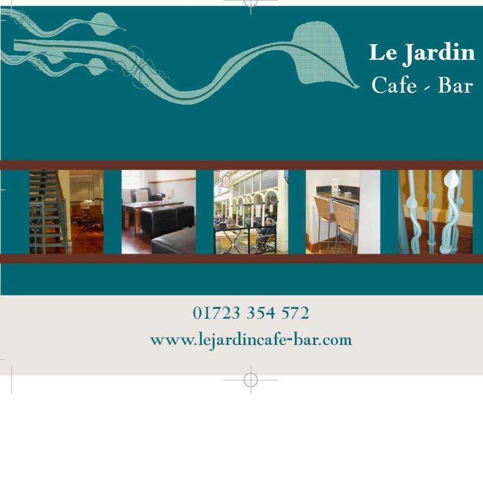 Le jardin what2do where2go for Cafe jardin scarborough
