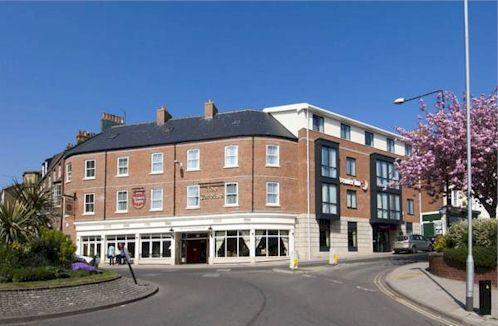 Carousel Hotel Blackpool Restaurant Menu