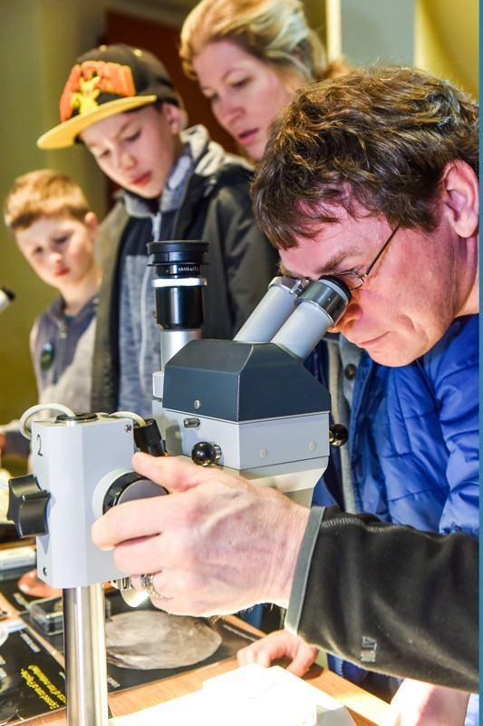 British Science Weekend at Scarborough Museums Trust